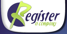 Register a Company Logo